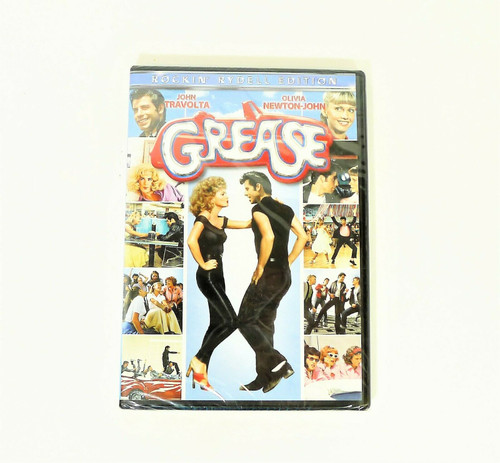Grease DVD Rockin' Rydell Edition - NEW SEALED