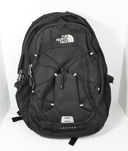 The North Face Black Jester Backpack - **SEE DESCRIPTION