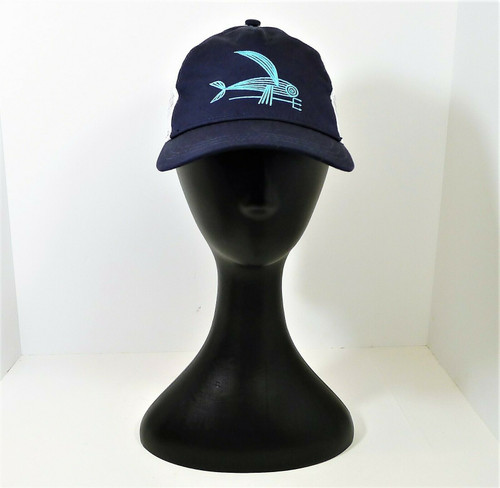 Patagonia Women's Blue Flying Fish Layback Trucker Hat Cap One Size Fits All