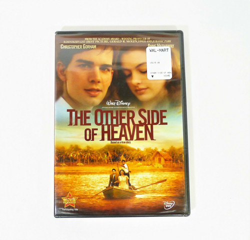 Walt Disney The Other Side of Heaven DVD - NEW SEALED