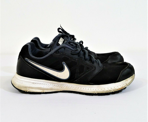 Nike Men's Black/White/Magnet Gray Downshifter 6 Shoes Size 8.5 *SEE DESCRIPTION