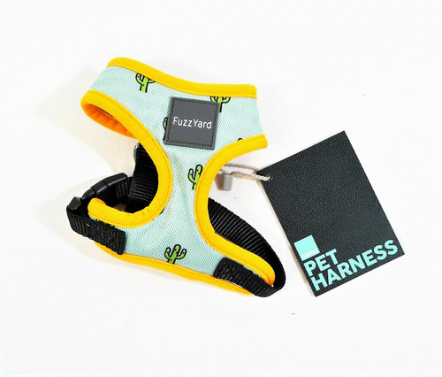 FuzzYard Pet Harness Tucson Print Size XS - NEW WITH TAGS