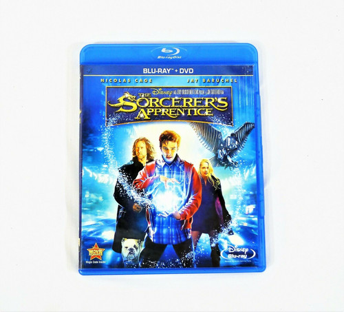 Disney The Sorcerer's Apprentice Blu-ray Only - **NO DVD INCLUDED