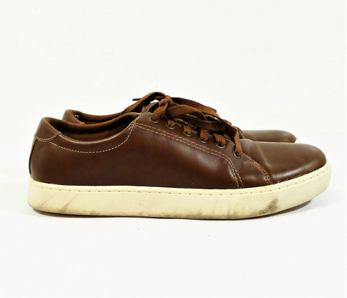 American Eagle Men's Brown Memory Foam Lace Up Casual Shoes Size 8