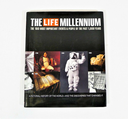 The Life Millennium Hardback Book