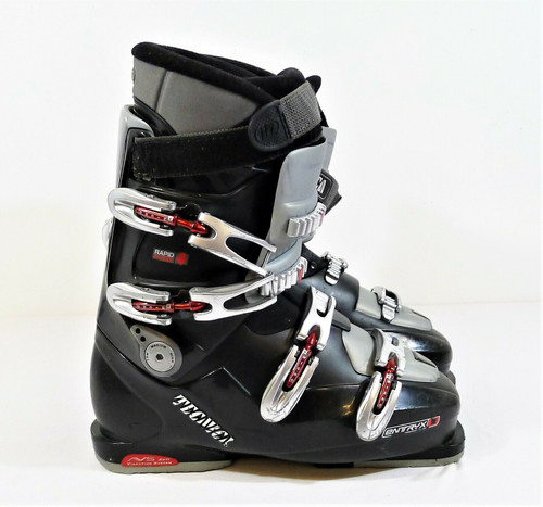 Tecnica Men's Entryx Rapid Access Flex Control Ultra Fit Ski Boots Size 280-285