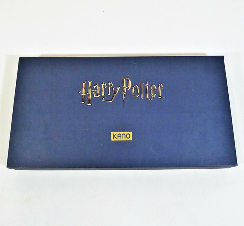 Kano Harry Potter Coding Wand Kit -  **BATTERIES NOT INCLUDED
