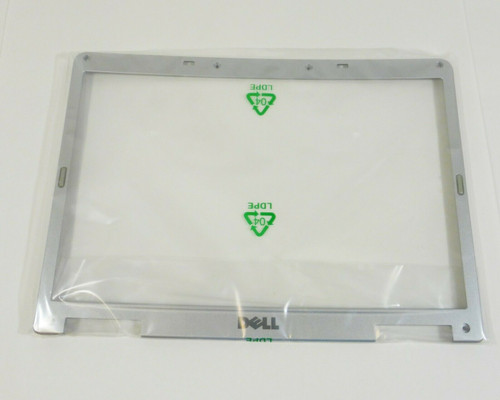 """Dell OEM Inspiron 6000 15.4"""" LCD Front Trim Cover Bezel Plastic - Y5995  NEW"""