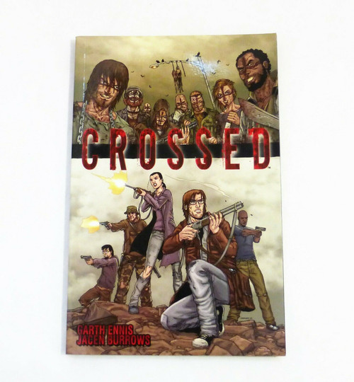 Crossed Volume 1 Graphic Novel Comic Book