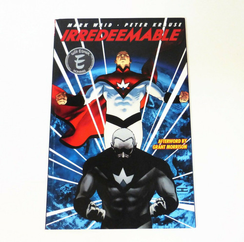 Boom! Studios Irredeemable Vol. 1 Graphic Novel Comic Book