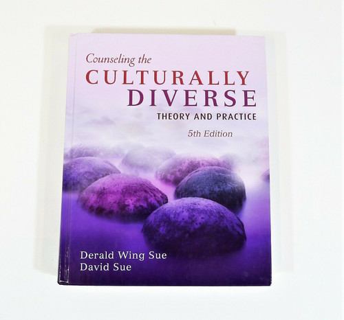 Counseling The Culturally Diverse Theory and Practice 5th Edition Hardback Book