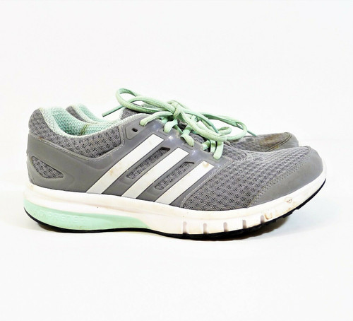Adidas Women's Gray Galaxy Elite FF Running Shoes Size 8 - AF4592 **SEE DESCR.