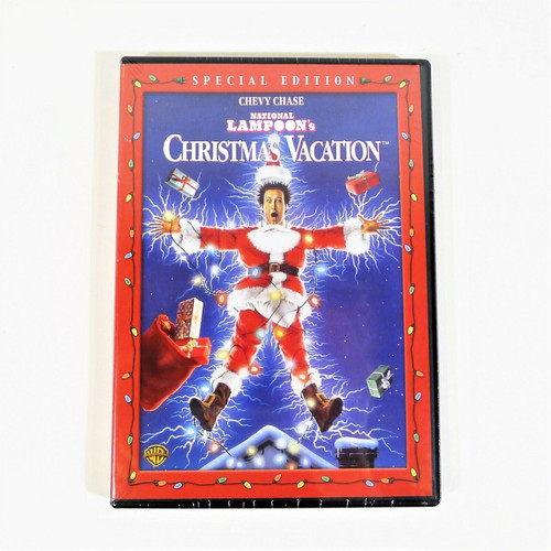 National Lampoon's Christmas Vacation Special Edition DVD - NEW SEALED