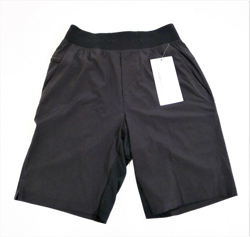 Lululemon Men's Black ATX512 T.H.E. Short 9 Linerless Shorts Size XS  NEW W TAGS