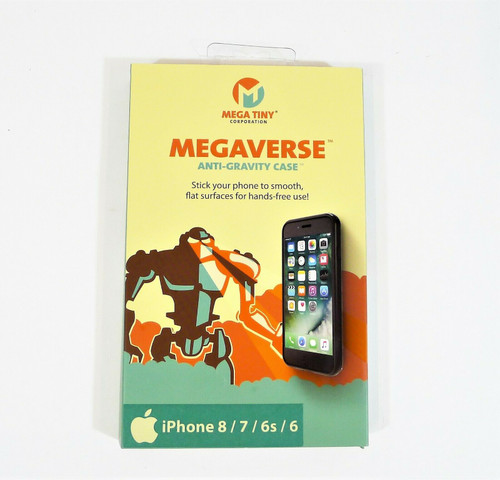 Mega Tiny Megaverse Anti-Gravity Case for iPhone 8-7-6S-6 - NEW IN BOX