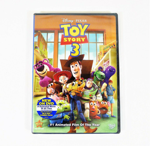 Toy Story 3 DVD - NEW SEALED