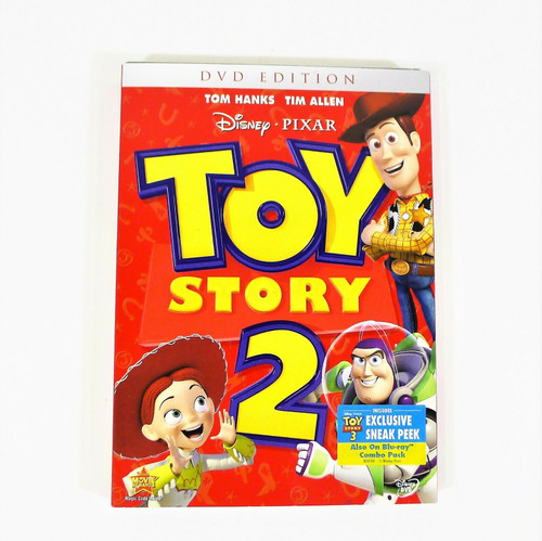Toy Story 2 DVD - NEW SEALED