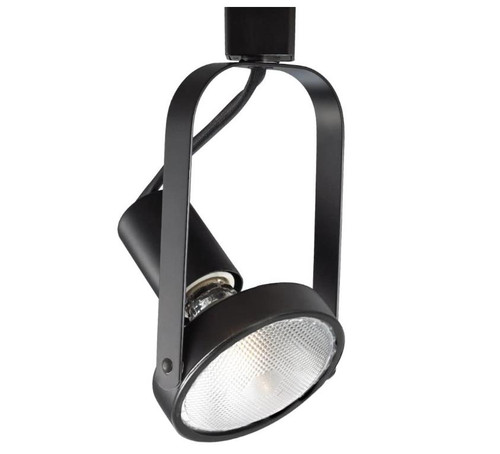 WAC Lighting LTK-765-BK L Series Line Voltage Track Head Only NO BULB - OPEN BOX
