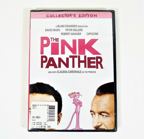 The Pink Panther DVD Collector's Edition - NEW SEALED