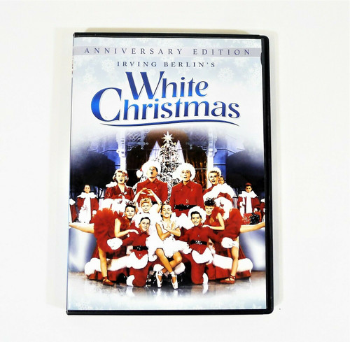 White Christmas 2-Disc Set Anniversary Edition DVD