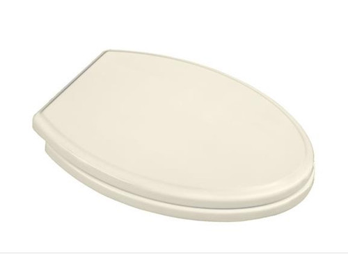 Traditional El Slow Close Off White Toilet Seat Elongated Model 5004A10GS.071
