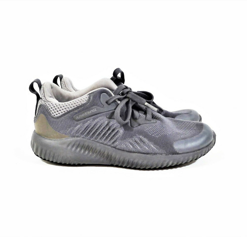 Adidas Youth Gray Carbon AlphaBounce Beyond Running Shoes Size 2 - CQ1494