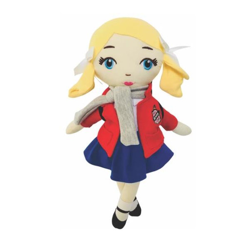 My School Doll Blue Eyed with Blonde Hair Ivy Doll - NEW IN PACKAGE
