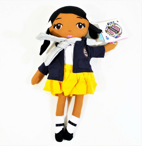 My School Doll Brown Eyed with Black Hair Lulu Doll - NEW IN PACKAGE