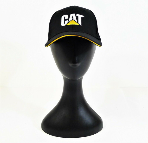 CAT Heavy Machinery Baseball Hat Cap w/ VIP & Paving Products Maple Grove, MN