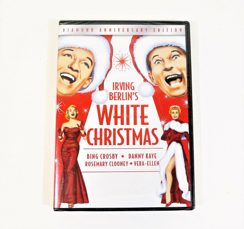 White Christmas Diamond Anniversary Edition DVD - NEW SEALED