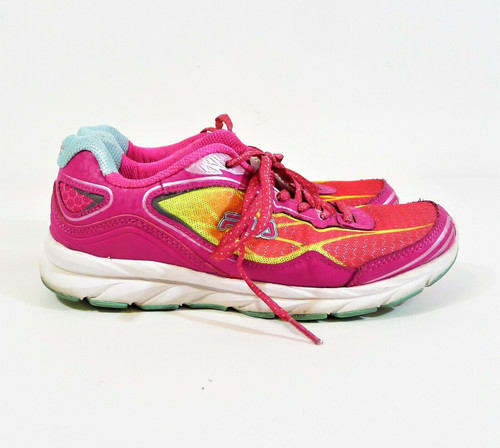 Fila Women's Pink Memory Finado 2 Athletic Running Shoes Size 7.5