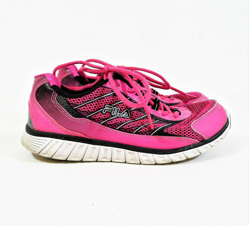 Fila Women's Fuchsia Hyper Split 4 Breast Cancer Running Shoe Size 7.5