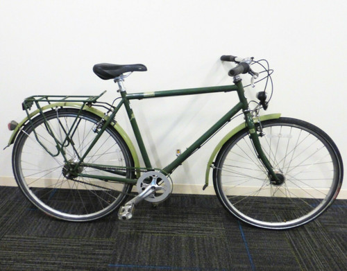 Novara Transfer Road Bike Bicycle in Green Size L - LOCAL PICKUP ONLY, AUSTIN TX