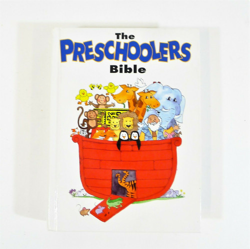 The Preschoolers Bible Hardback Book by V. Gilbert Beers