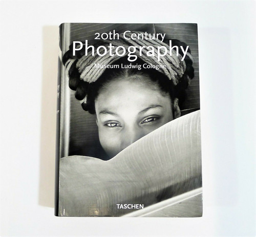 Vintage 20th 1996 Century Photography Museum Ludwig Cologne Paperback Book