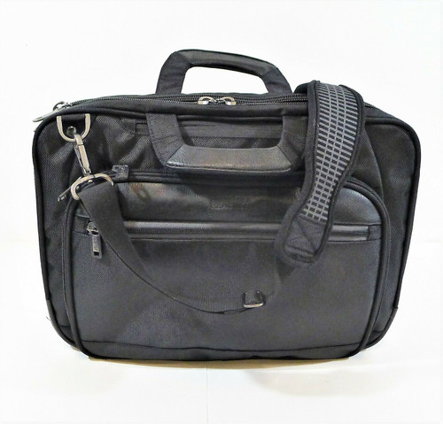 Kenneth Cole Reaction Black ProTec EZ-Scan 14.1 Inch Computer Business Case
