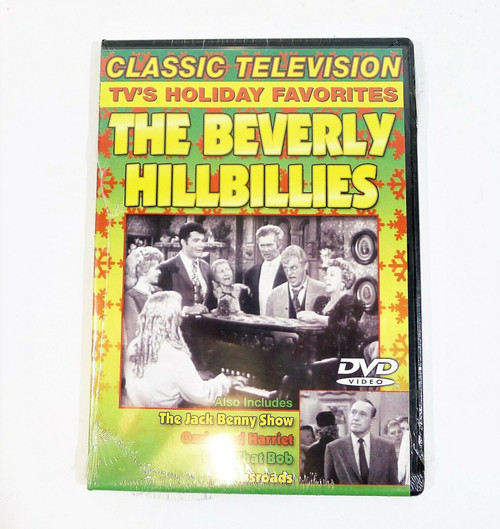 Classic Television TV's Holiday Favorites DVD Beverly Hillbillies - NEW SEALED