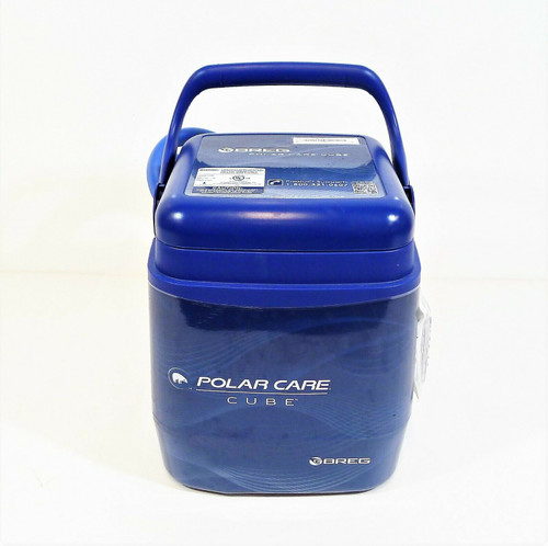 Breg Polar Care Cube Cold Therapy **NO PADS OR POWER CORDS / UNTESTED