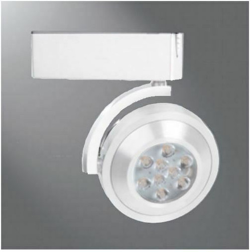 Cooper Lighting Eaton Halo LED Track Fixture in White L806SP8040 NEW - OPEN BOX