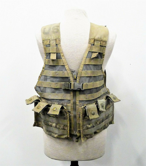 US Military Fighting Tactical Assault Vest Carrier