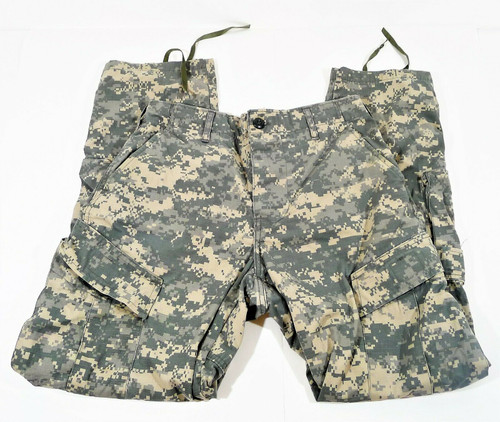Army Digitized Camouflage Combat Uniform Trouser Size Small - Regular