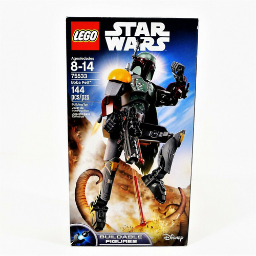 Lego Star Wars Boba Fett 75533 Buildable Figure NEW- SEALED