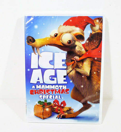 Ice Age: A Mammoth Christmas Special DVD - NEW SEALED