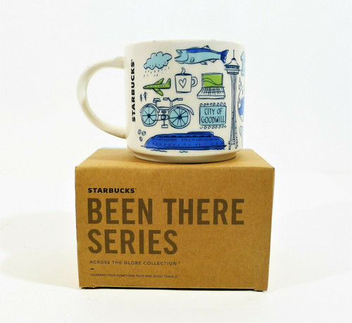 Starbucks Been There Series Seattle Mug - NEW IN BOX
