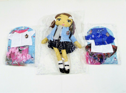 My School Doll Isabella Doll with 2 Outfits - NEW IN PACKAGE