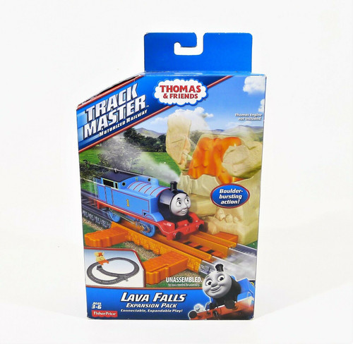 Fisher-Price Thomas & Friends Track Master Lava Falls Expansion Pack - *BOX WEAR