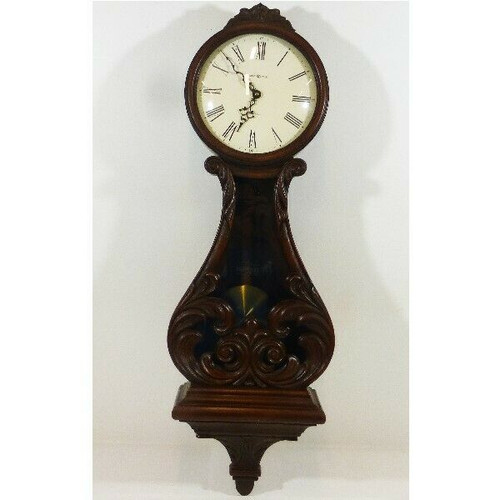 Howard Miller Valencia Dual Chime Wall Clock  *Local Pickup Only, Austin TX