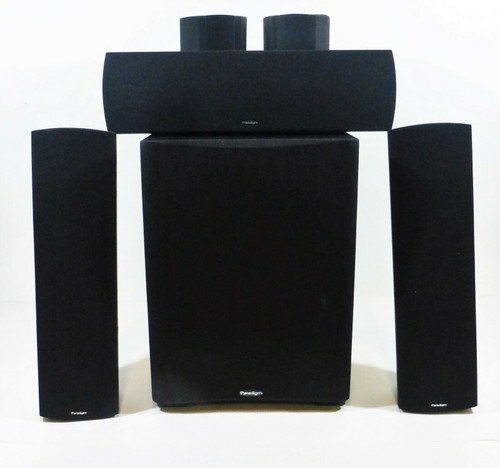 Paradigm 110CT V3 Home Theater Speaker Set LOCAL PICKUP ONLY, AUSTIN TX