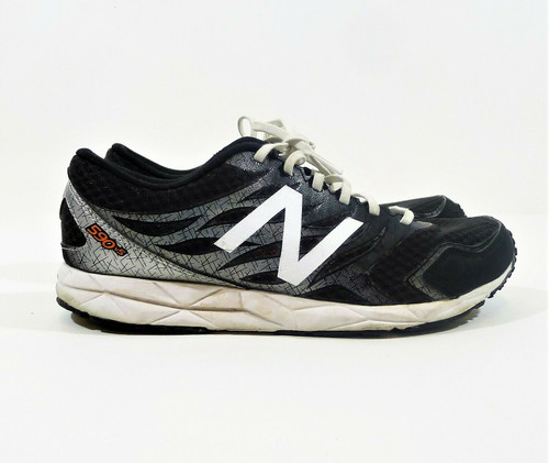 New Balance Women's Black Silver 590 V5 Shoes Size 9