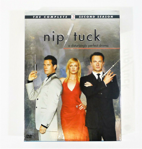 Nip/Tuck The Complete Second Season DVD 6-Disc Set